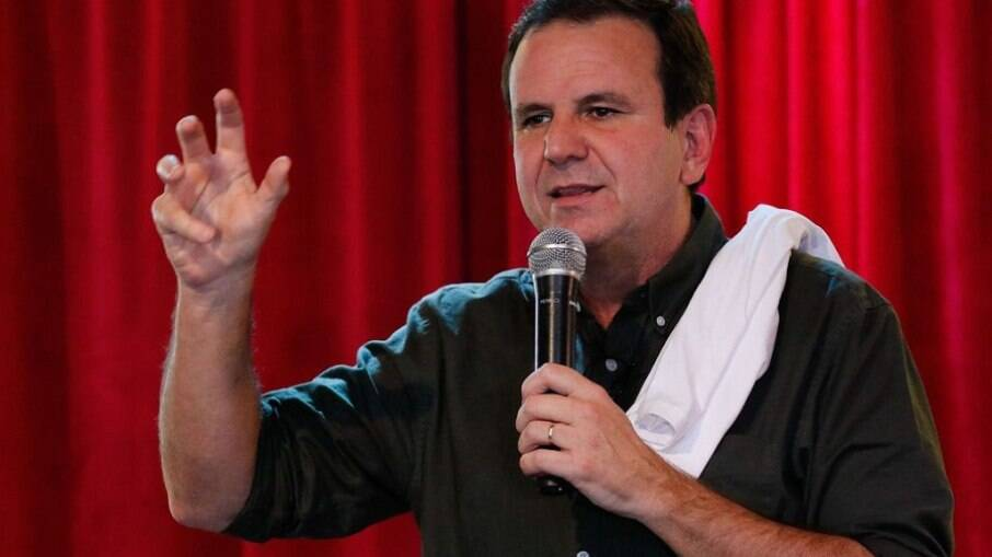 Prefeito do Rio de Janeiro Eduardo Paes (DEM)