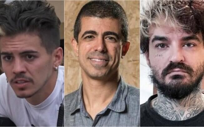 Além de Marcius Melhem, Biel e PC Siqueira estão envolvidos em escândalos de assédio sexual
