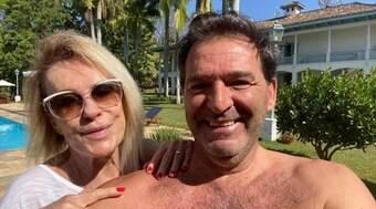 Casamento de Ana Maria Braga com empresário chega ao fim