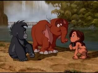 Tarzan: ajudando as crianças a lidar com adoção