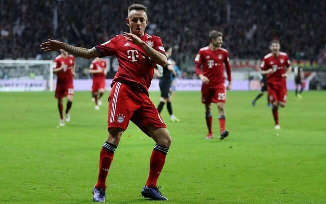 Rafinha marcou época no Bayern de Munique