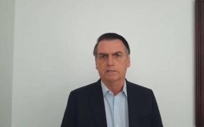 O presidente Jair Bolsonaro rebateu a declaração de Marcos Cintra, garantido que nenhum imposto será cobrado das igrejas