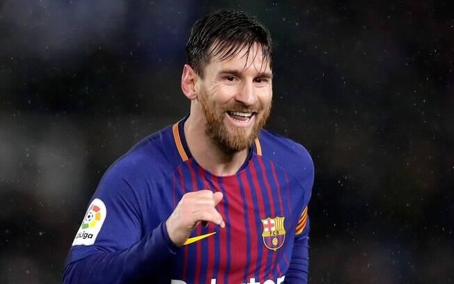Lionel Messi já foi eleito o melhor jogador do mundo pela Fifa em cinco ocasiões (2009, 2010, 2011, 2012, 2015)