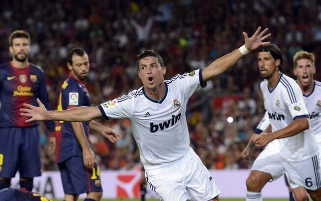 Cristiano Ronaldo se transferiu ao Real  Madrid em 2009