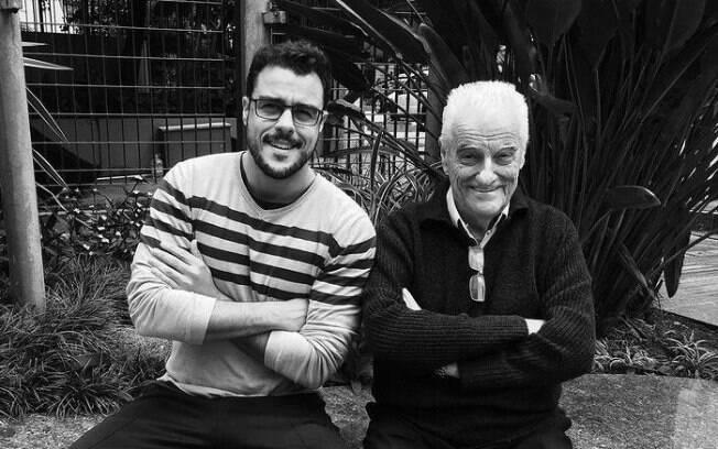Joaquim Lopes faz homenagem ao pai