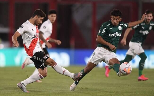 River Plate x Palmeiras vale vaga na final da Libertadores