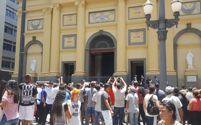 Campinas decreta luto de três dias e prepara velório das vítimas do ataque à Catedral Metropolitana