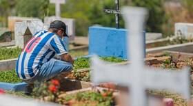 Brasil registra recorde na média móvel de mortes por Covid-19