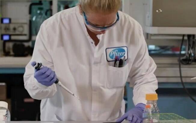 A vacina da Pfizer/BioNTech, por exemplo, tem 95% eficácia, de acordo com os resultados da terceira fase de testes