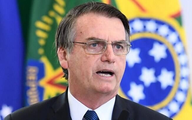 Bolsonaro também está na lista da Time