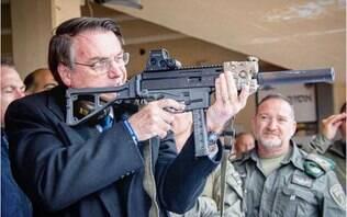 Governo não revogará decreto de armas, diz porta-voz de Bolsonaro