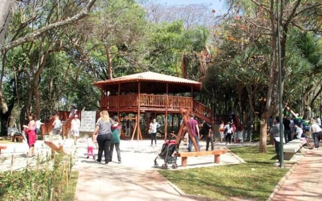 Parques serão reabertos gradualmente em Campinas.