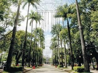 Centro-Sul. Circuito Cultural da Praça da Liberdade será uma das atrações divulgados em parceria