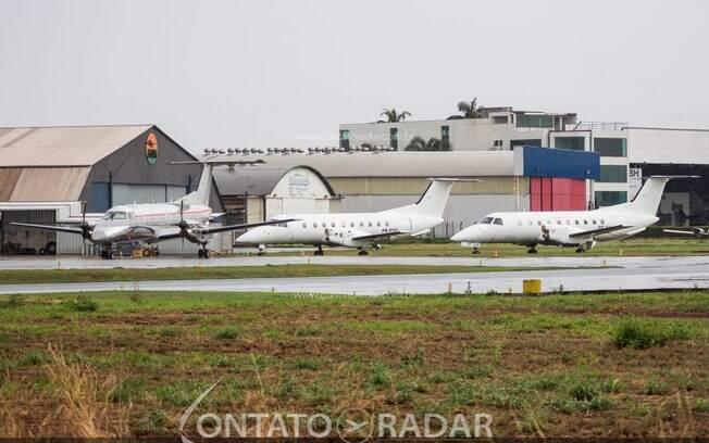 Ainda existem Embraer 120 Brasília operando comercialmente no Brasil?
