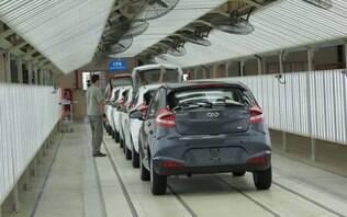 O que a suspensão da fábrica da Chery diz sobre o setor automotivo no País? - Empresas - iG