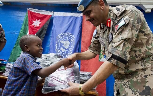 ONU promoveu missão de paz no Haiti por 15 anos