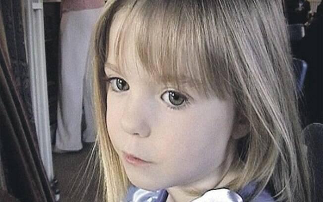 Madeleine desapareceu em 2007 em Portugal