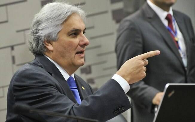 Senador Delcídio do Amaral foi preso em novembro durante a 23ª fase da Operação Lava Jato