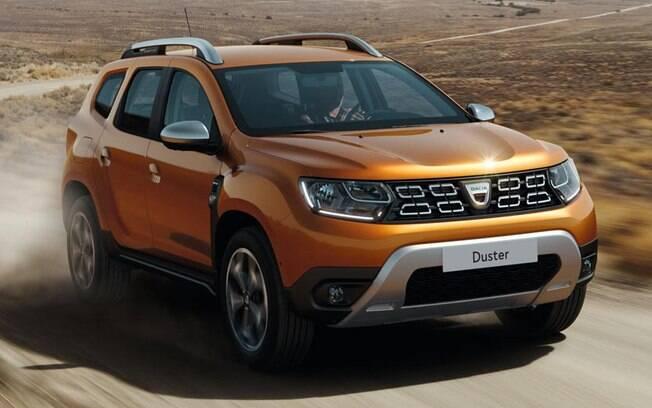 Apesar da marca Dacia, o novo  SUV será vendido em alguns países, entre os quais o Brasil, como Renault Duster