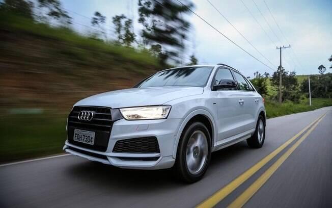 Audi Q3 Black Edition: itens sofisticados de série e um aspecto um pouco mais esportivo entre as principais novidades