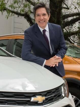 Santiago Chamorro, atual presidente da GM do Brasil, foi promovido e irá trabalhar na sede da empresa, em Detroit (EUA)