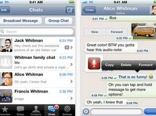 WhatsApp é um dos aplicativos de mensagens mais populares do momento