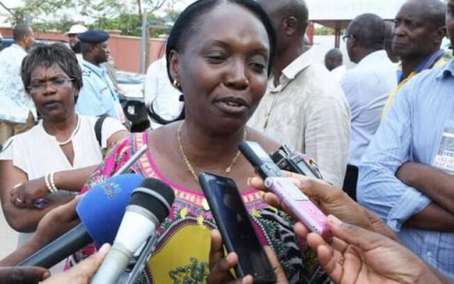 Confirmação dos casos foi feita pela ministra da Saúde  Silvia Lutucuta