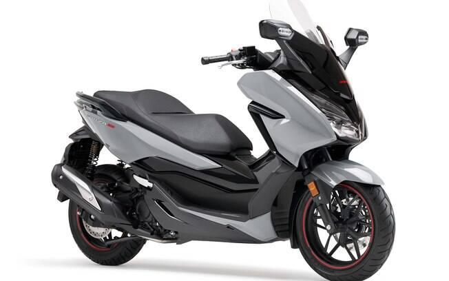 Honda Forza 300 estreia novas tecnologias, desenvolvidas a partir das que já conhecemos do segmento no Brasil