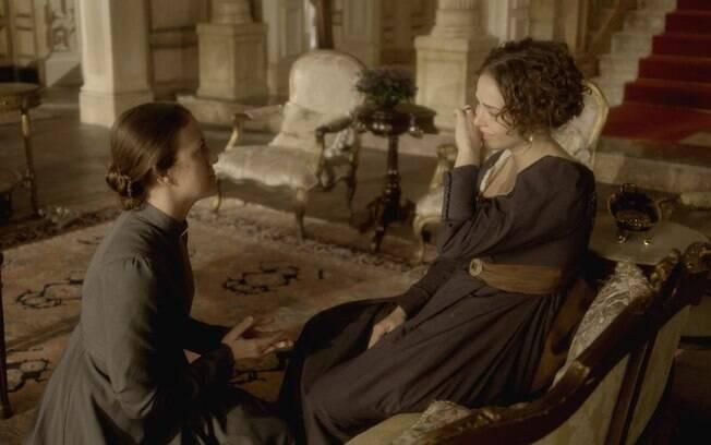 Princesa sofre com a notícia de um novo herdeiro de Dom Pedro, em