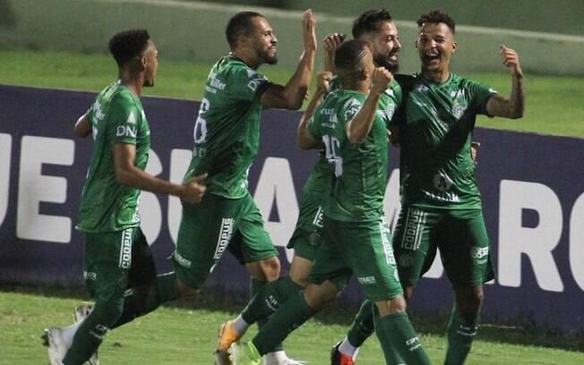 Guarani vence Chapecoense no Brinco de Ouro