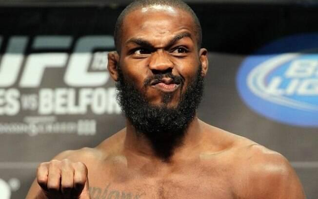 Jon Jones, lutador do UFC