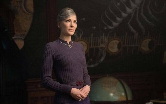 Cate Blanchett em cena do filme
