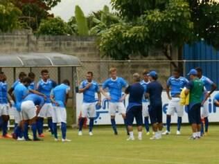 Marcelo Oliveira conversou com seus comandados, buscando implantar sua filosofia na nova equipe