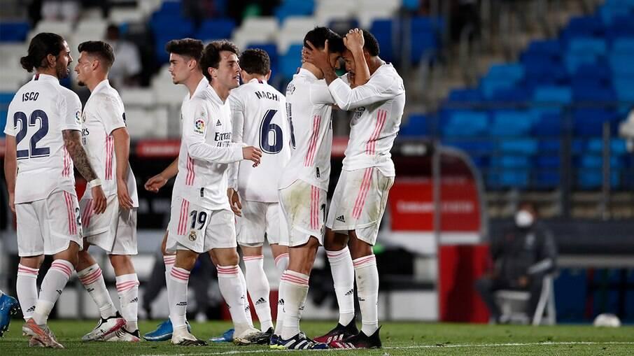 Real Madrid venceu o Osasuna pelo Espanhol