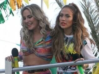 Gravado na Florida, o clipe da música tema da Copa do Mundo 2014 deve estrear em março