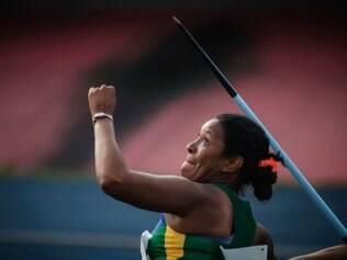 Shirlene Coelho somou duas medalhas para o Brasil em Dubai