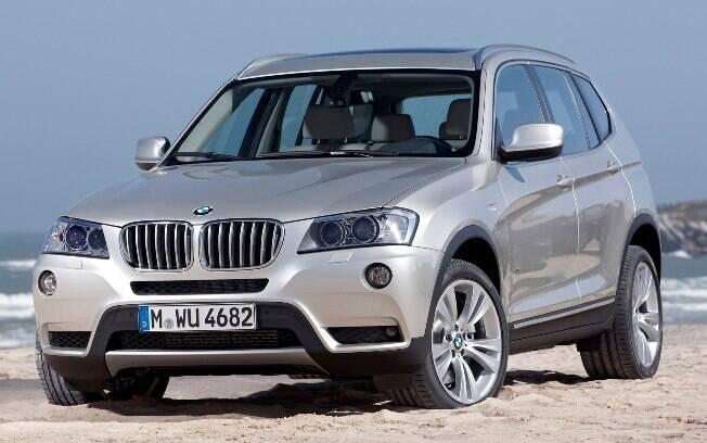 BMW X3 é uma possibilidade de SUV entre os carros usados de luxo que não passam da faixa dos R$ 60 mil