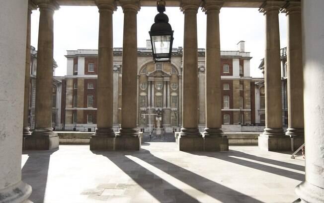 Universidade de Greenwich é passeio obrigatório