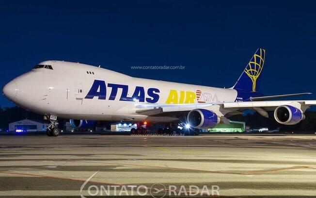 Atlas Air registra lucro milionário em 2020