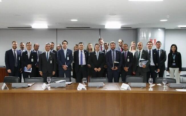 Membros do Conselho do Programa de Parcerias de Investimentos (CPPI)