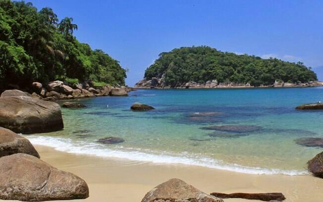 Ilha das Couves fica no caminho para o Rio de Janeiro