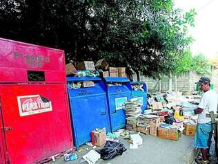 Lixo. Locais de Entrega Voluntária (LEVs) de lixo reciclável devem chegar a 200 até 2016, segundo a SLU