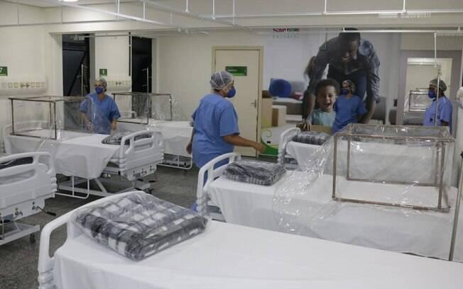 6.219 pessoas já se recuperaram, 683 delas após internação hospitalar