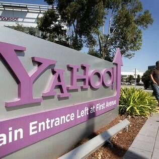 O Yahoo disse que removeu prontamente os anúncios