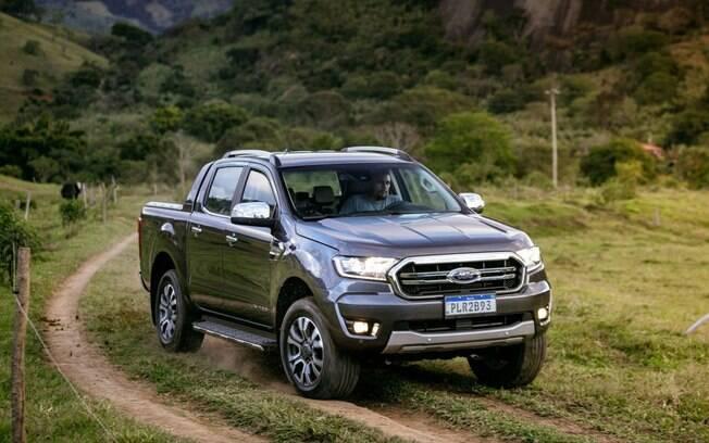 Fords Ranger XLT