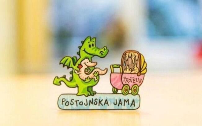 O proteus é espécie de ícone na Eslovênia; onde aparecia em moedas antes da chegada do euro