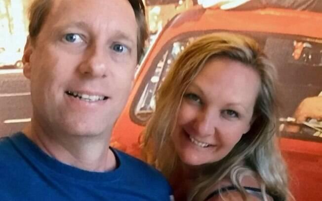 David Clark, de 49 anos, matou a esposa Melanie após uma discussão em que ela zombou do tamanho do pênis dele