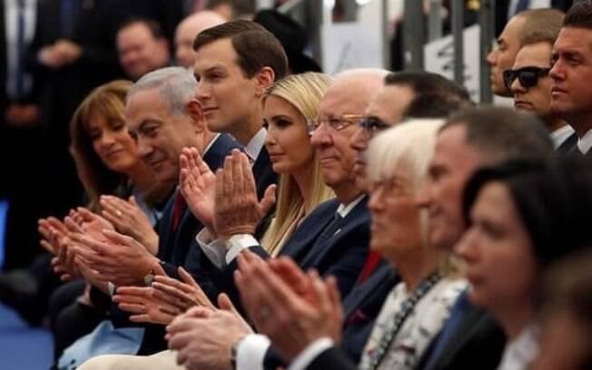 Embaixada dos EUA em Jerusalém é inaugurada nesta segunda-feira, em cerimônia com a filha de Donald Trump, Ivanka
