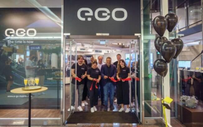 Next.e.GO Mobile SE abre sua primeira loja da marca na capital do estado mais populoso da Alemanha