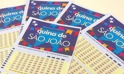 Quina de São João: Concorra a R$170 milhões em prêmios